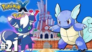 Pokemon X And Y Dual Gameplay Walkthrough: Mega Ring Rival