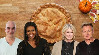 Which Celebrity Has The Best Apple Pie Recipe?