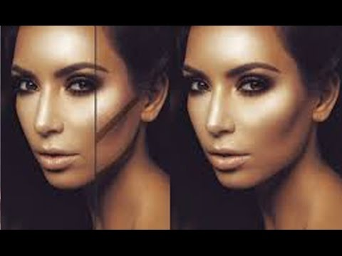 EXPOSED! KIM KARDASHIAN AND THE MAGIC LINE!