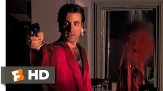 The Godfather: Part 3 (3/10) Movie CLIP Two Assassins