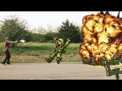 越南大戰真人版,太厲害了!