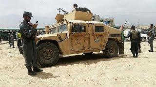 مقتل العشرات في هجوم استهدف حافلات لطلاب شرطة في كابول |
