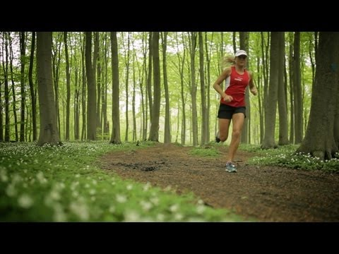Training to be the World's Best Triathlete - Camilla Pedersen 2013