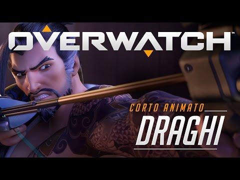 """Cortometraggio animato di Overwatch   """"Draghi"""" (IT)"""