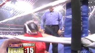 Joey Buttafuoco vs Chyna Joanie Laurer – Celebrity Boxing