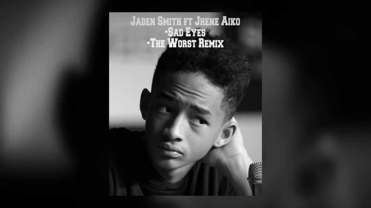 Jhene Aiko Lyrics The Worst Jaden Smith Ft Jhene A...