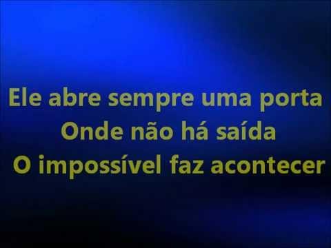 Caminho de Milagres - Aline Barros(playback legendado)