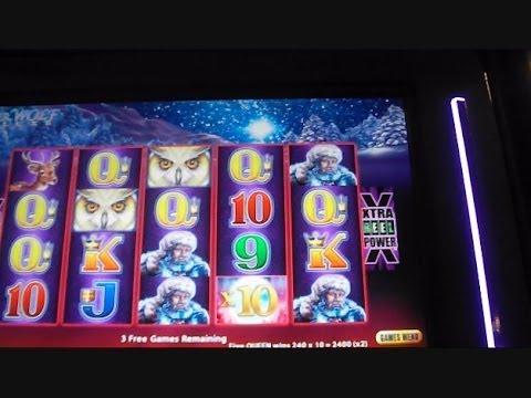 Timberwolf Deluxe Super Big Win Max Volatility Slot