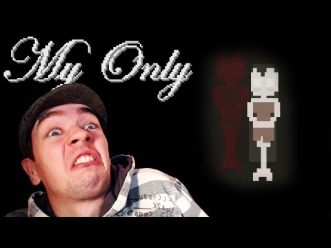 My Only | SURPRISINGLY SCARY | Pixelated Indie Horror Game - Commentary/Facecam reaction