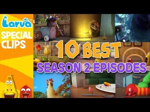 [Official] Best Larva Episodes - Season 2 - Top 10