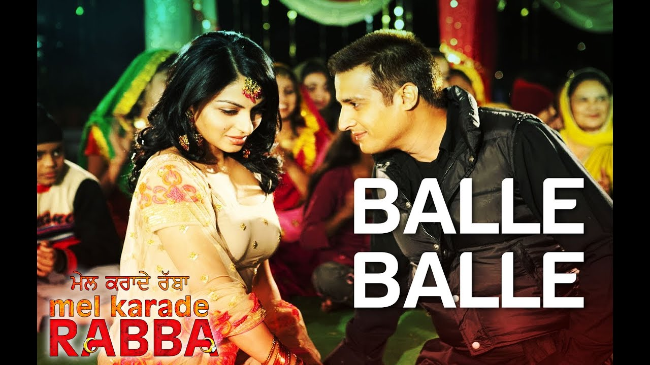 Balle Balle - Full Song - Mel Karade Rabba - Jimmy ...