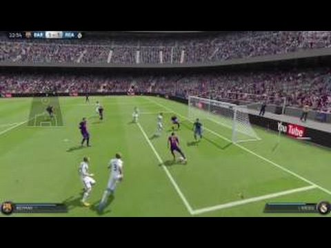 FIFA 17 BEST CAMERA SETTINGS TUTORIAL - BEST CAMERA ANGLE ON FIFA 17 (H2H & FUT) - TIPS &