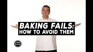 The Cake Boss Shares 3 Mistakes You Don't Want to Make While Baking | Welcome to Cake Ep01