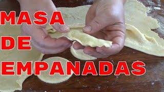 Recipe | masa para empanadas | masa para empanadas