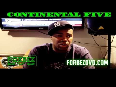 Continental Five (50 Cent's Cousin) Responds To 50 Cent Dissing Him (Full Video)