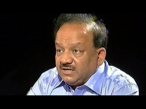 Seedhi Baat: Dr. Harsh Vardhan