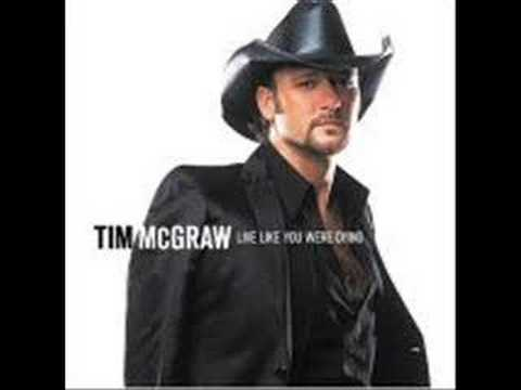 Tim Mcgraw-Back When
