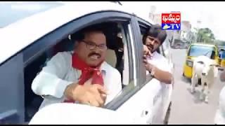 RTC కి మద్దతుగా మానుకోటలో అఖిలపక్షం ఆందోళన.. అరెస్టు (వీడియో)