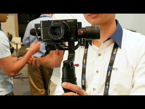 CAME-TV CAME-SPRY SPRY 4 In 1 Gimbal With Detachable Head