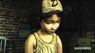 The Walking Dead Game Episode 1 Walkthrough No