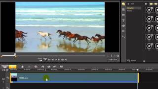 Corel VideoStudio ตอน การทำวิดีโอถอยหลัง (Revers Video)