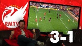 Liverpool V Crystal Palace 05/10/2013