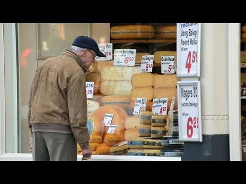 Eurozone inflation falls to four-year low - economy