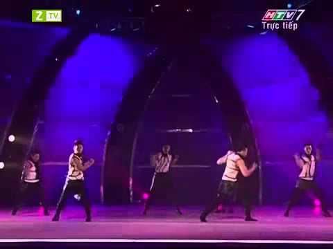 Thử Thách Cùng Bước Nhảy 2013   Tập 17   Top 5 Nam