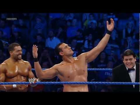Alberto Del Rio Mocks Randy Orton on Smackdown