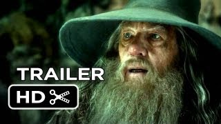 The Hobbit: The Desolation Of Smaug Official Main Trailer