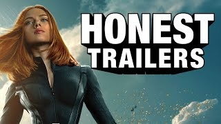 Honest Trailers: Captain America, The Winter Soldier
