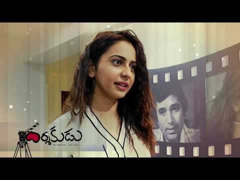 Rakul-Preet-Dialogue-with-Darshakudu-Movie-Hero