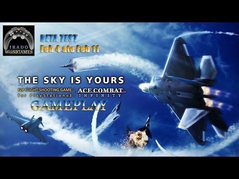Ace Combat Infinity \