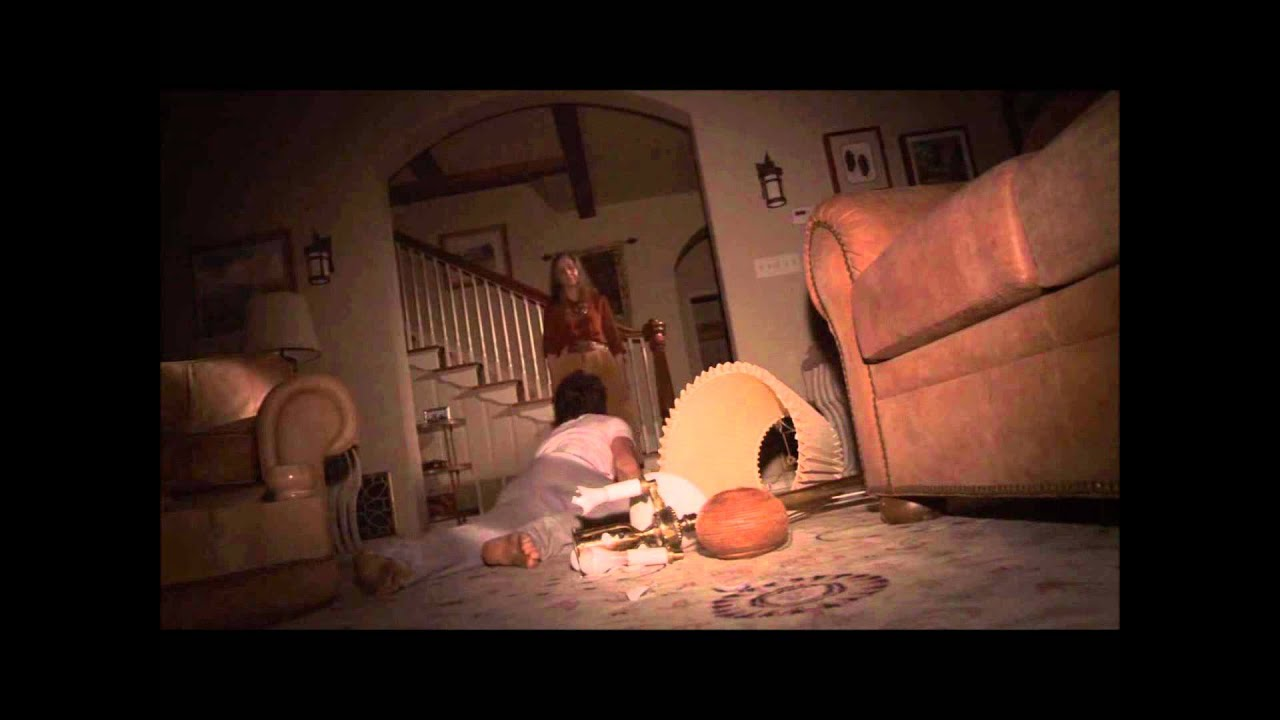 paranormal activity 3 ending hd youtube