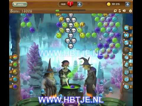 Bubble Witch Saga level 92