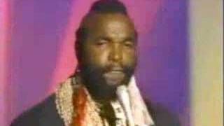 Mr T: Treat Your Mother Right