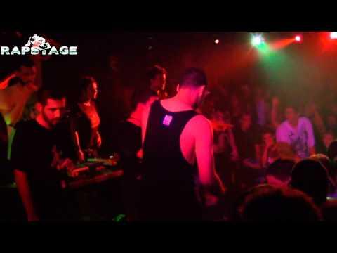 Bong Da City-Εμείς Και Οι Αμαρτίες Μας live @ An club 24/9/2011