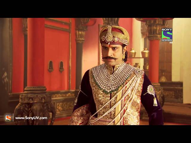 Bharat Ka Veer Putra - Mahararana Pratap - Episode 156 - 13th February 2014