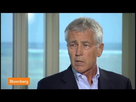 Chuck Hagel: U.S. Mulls Europe Brigade to Counter Russia