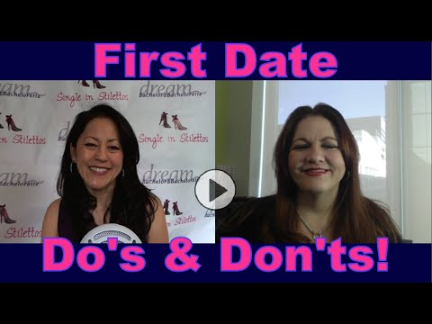 First Date Tips For Women Over 40 - Dating Advice for Women