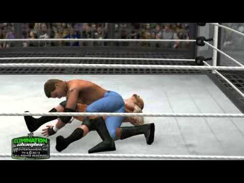 WWE '13 Spiral Tap