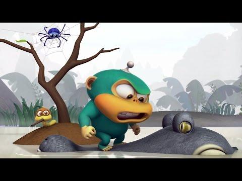 Vesmírne Opice 26 - Krokodíl 2
