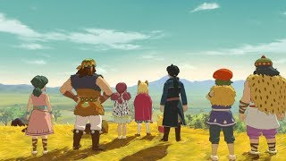 Ni no Kuni II: Revenant Kingdom - Launch Trailer