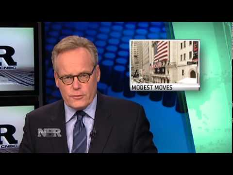 Nightly Business Report: Stocks move modestly