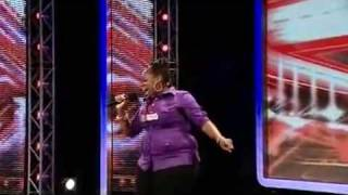 Rozelle Phillips X Factor Audition HD Aditions 2 2009