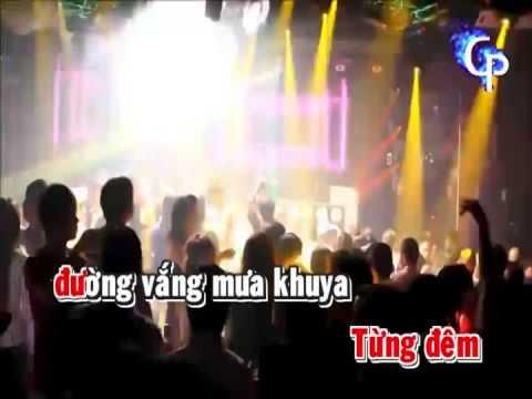 Đêm Vũ Trường - Lệ Quyên [Karaoke]