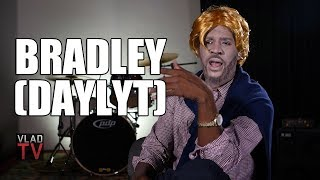 Daylyt's Brother Bradley on Trippie Redd: He Looks Like He Lives in a Dishwasher (Part 2)