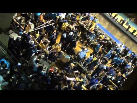 Boca Estudiantes Ini12 / Xeneize yo