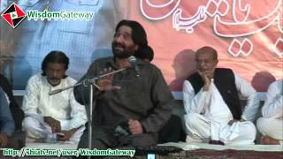 Nadeem Sarwar Recites Salam At The Soyam Of Shaheed Ustad