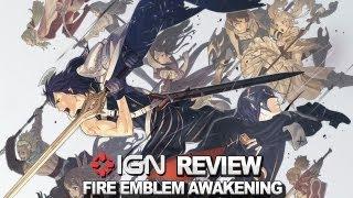 IGN Reviews Fire Emblem Awakening Video Review